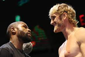 Logan paul cannot wait to take on floyd mayweather — but he's running scared of tyson fury. Powxf4wqei5phm