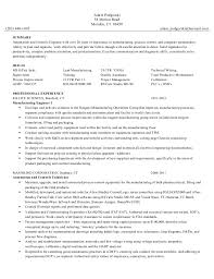 Resume Sample Avionics Technician Resume Sample Reference Of