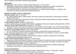 Amazing Resume Sample For Nurses Philippines Photos Examples
