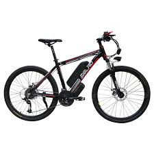 <b>Smlro C6</b> Electric Mountain Bike 500W <b>26inch</b> Electric Bicycle with ...