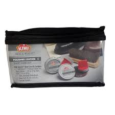 kiwi select travel shoe care kit zoom