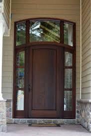 exterior front door units. beach house doors - solid panel mahogany wood front entry door unit features custom three lite exterior units
