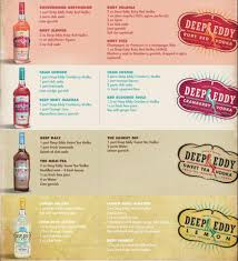 sweet tea vodka nutritional information best 2018