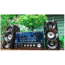 Hàng Chất Lượng] Dàn Âm Thanh Karaoke Nghe Nhạc, Loa Vi Tính Bluetooth Cao  Cấp HuynDai 3159 Loa Siêu Hot Âm Thanh, Kết giá cạnh tranh