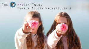 Tumblr Bilder Nachstellen 2 The Madley Twins Youtube