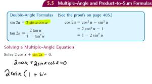 appealing solving a multiple angle equation ex equations one number latex full size