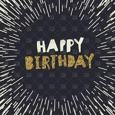Happy Birthday Background Images Happy Birthday Background Vector Illustration Of Backgrounds