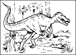 Small Picture Free Dinosaur Coloring Pages Free Printable Dinosaur Coloring