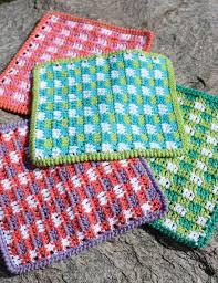 Sugar And Cream Knit Dishcloth Pattern Awesome Free Crochet Patterns Using Sugar And Cream Yarn Pakbit For