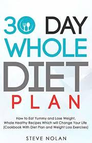 30 Day Healthy Eating Plan 30 Day Whole Diet Plan How To Eat Yummy And Lose Weight