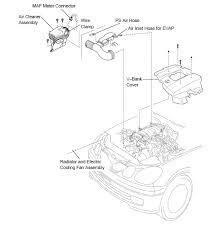 car wiring maf sensor and throttle body cleaning diy gs400 gs430 is300 spark plug wire order at 2001 Lexus Gs300 Spark Plug Wire Diagram