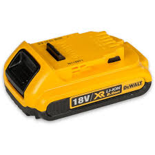 dewalt batteries. dewalt dcb183 li-ion battery 18v (2.0ah) dewalt batteries \