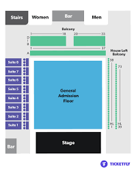 Bomb Factory Seating Chart The Bomb Factory Dallas Seating The Bomb Factory Seating Chart
