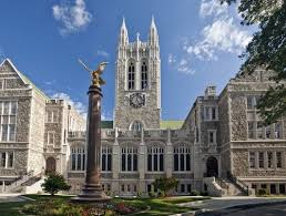 boston college profile rankings and