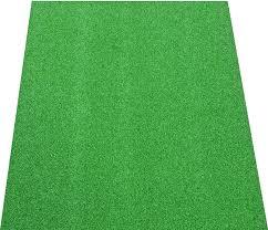 dean premium heavy duty indoor outdoor green artificial grass turf carpet runner rug putting green dog