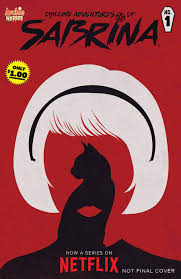 Image result for chilling adventures of sabrina part 1