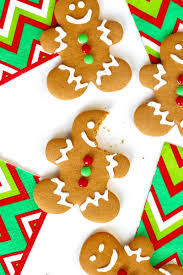 Gingerbread Cookie Designs Gingerbread Men Cookies