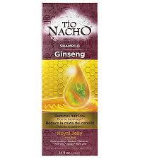 Tio Nacho Ginseng Shampoo