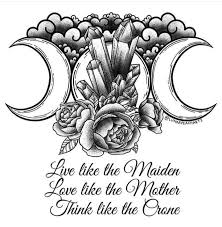 Pin by Ashley Brogan on tattoo thingz | Wicca tattoo, Wiccan tattoos, Pagan  tattoo