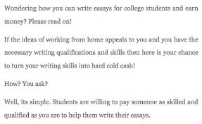 if you re interested in academic writing this first academic writing example 1