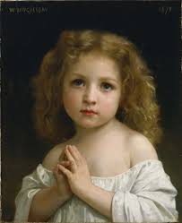 <b>Little Girl</b> - William Adolphe Bouguereau — Google Arts & Culture