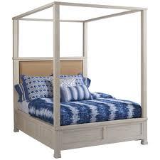 Lexington Barclay Butera Newport Shorecliff Canopy Bed