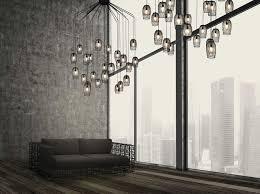 kenneth cobonpue lighting. kenneth cobonpue constellation suspension light lightform blog lighting