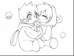 Small Picture Cute Anime Coloring Pages zimeonme