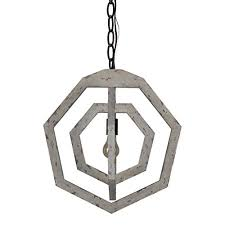 docheer vintage distressed white metal and wood chandelier 1 light farmhouse rustic wooden chandeliers convertible hanging ceiling mount lamp fixtures