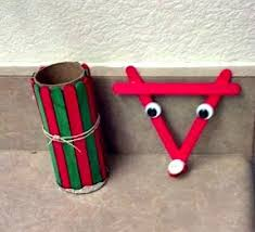 Christmas Paper Roll Crafts  Ye Craft IdeasToilet Paper Roll Crafts For Christmas