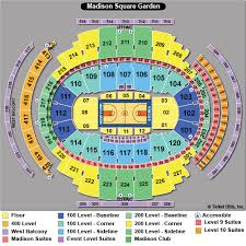 Msg Basketball Seating Chart Otvod