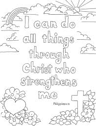 Small Picture 15 Wonderful Christian Coloring Pages