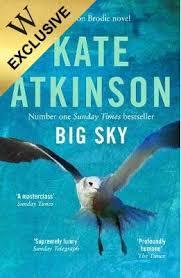 <b>Big</b> Sky by Kate <b>Atkinson</b> | Waterstones