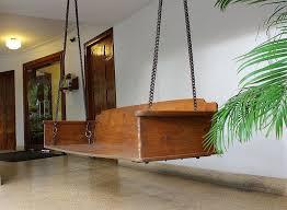 sarangi oonjal joola indian swing wooden on thekeybunch com