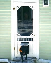 storm door doggie door screen door pet door with pet door cat door for exterior door storm door doggie