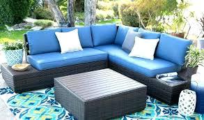 sunbrella outdoor seat cushions spectrum peacock square outdoor seat outdoor dining chair cushions clearance