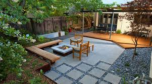 this is the related images of Modern Backyard Designs
