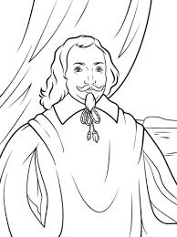 Samuel De Champlain Kleurplaat Gratis Kleurplaten Printen