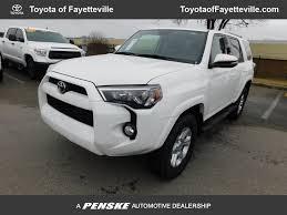 2018 New Toyota 4Runner SR5 Premium 4WD at Fayetteville Autopark ...
