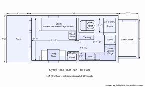 tiny houses wheels floor plans information