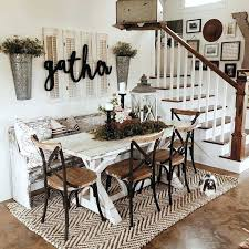 modern farmhouse dining table room full size of interesting with black and set