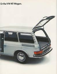 TheSamba.com :: VW Archives - 1972 VW 411 Sedan and Wagon Sales ...