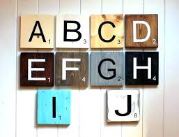 large letters for wall decor scrabble letters for wall large letters wall decor best scrabble wall ideas on family scrabble art scrabble letters for wall
