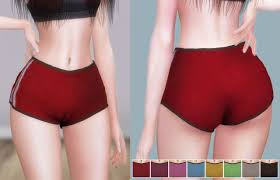 EVE Short Shorts - Sims 4 DL by SMsims on DeviantArt