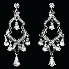 literarywondrous luxury wedding chandelier earrings for chandelier earrings enlarge 1 large chandelier bridal earrings image ideas