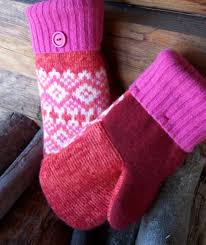 Sweater Mitten Pattern Awesome Decorating Design
