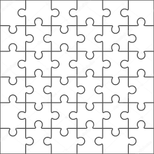 Printable Jigsaw Puzzle Maker 009 Depositphotos 78862402 Stock Illustration Jigsaw Puzzle