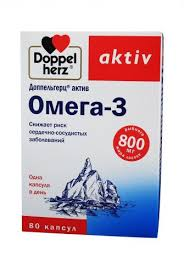 Аптеки «Апрель» | <b>Доппельгерц Актив Омега</b>-<b>3</b> капсулы №80