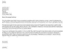 Job Resignation Letter Template 15 Resignation Letter Templates Professional Samples