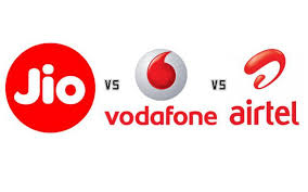 Airtel Rate Chart Jio 49 Vs Airtel 47 Vs Vodafone 47 Pocket Friendly Prepaid